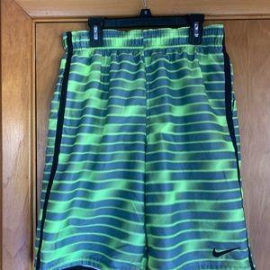 Boys Nike swim trunks